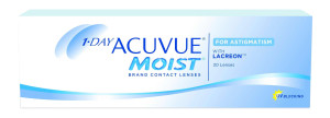 1 Day Acuvue Moist Astigmatismo