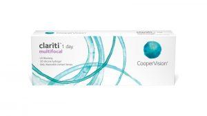 Lentes de Contacto Clariti 1 Day Multifocal